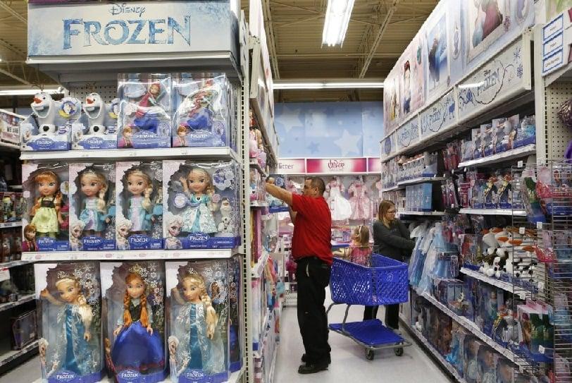 Como é a loja Babies 'R' Us em Nova York