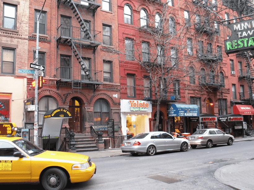 Como é o passeio pelos cenários de filmes e séries em Nova York