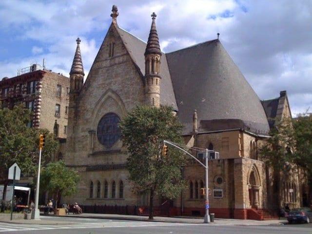 Metropolitan Baptist Church em Nova York