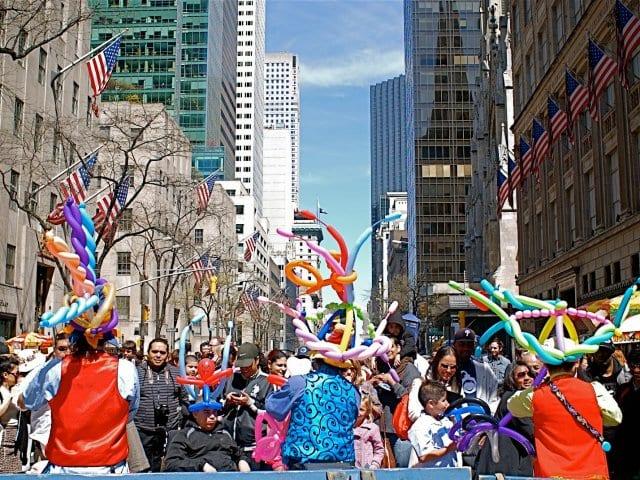 Easter Parade em Nova York   Desfile de Chapéus
