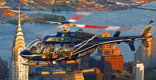 Grand Island | Passeio de helicóptero em Nova York