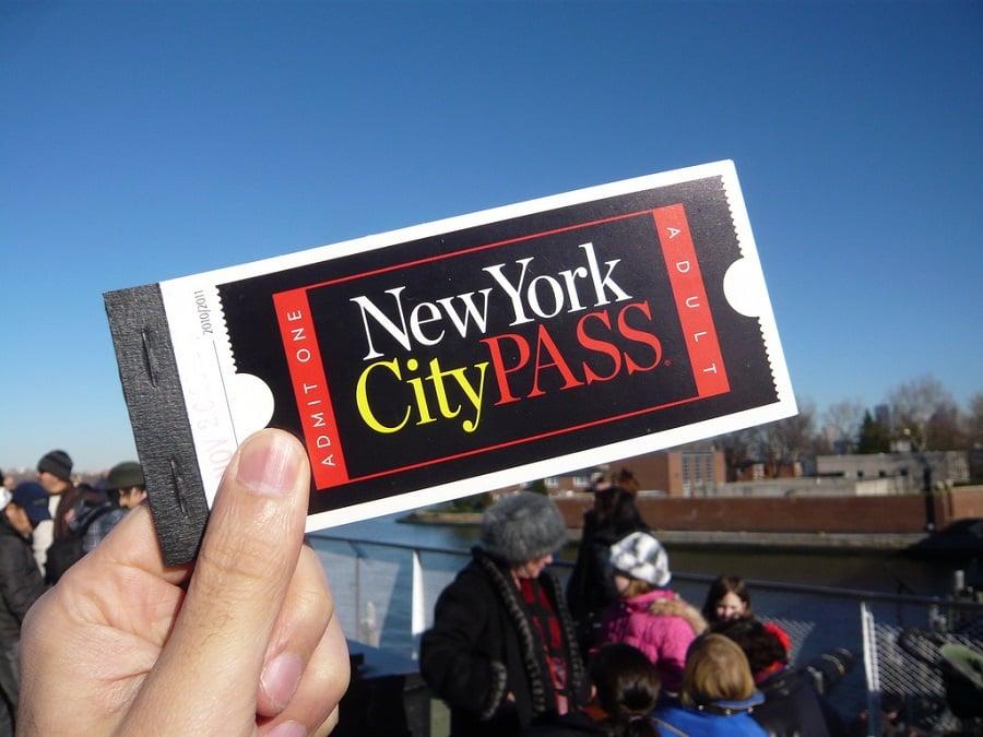 Passe turístico - New York City PASS
