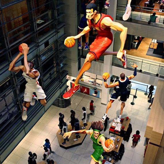 otoño encerrar Pickering  Niketown - Megaloja da Nike em Nova York - 2020 | Dicas incríveis!