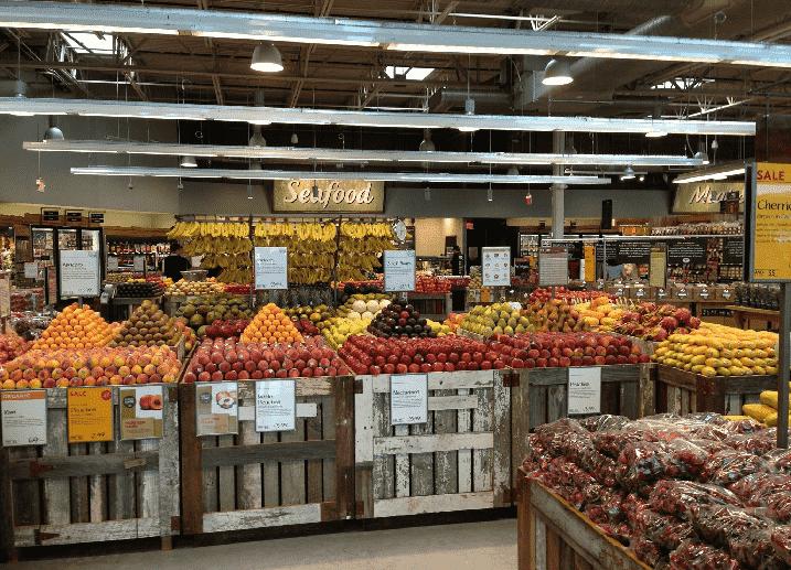 Como é o supermercado Whole Foods em Nova York
