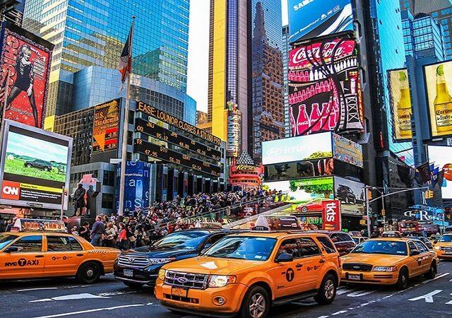 Meses de baixa e alta temporada em Nova York