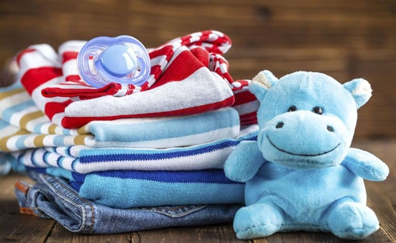 Lojas de roupas para crianças em Nova York