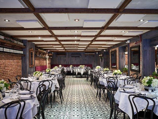 Restaurante Arte Café em Nova York