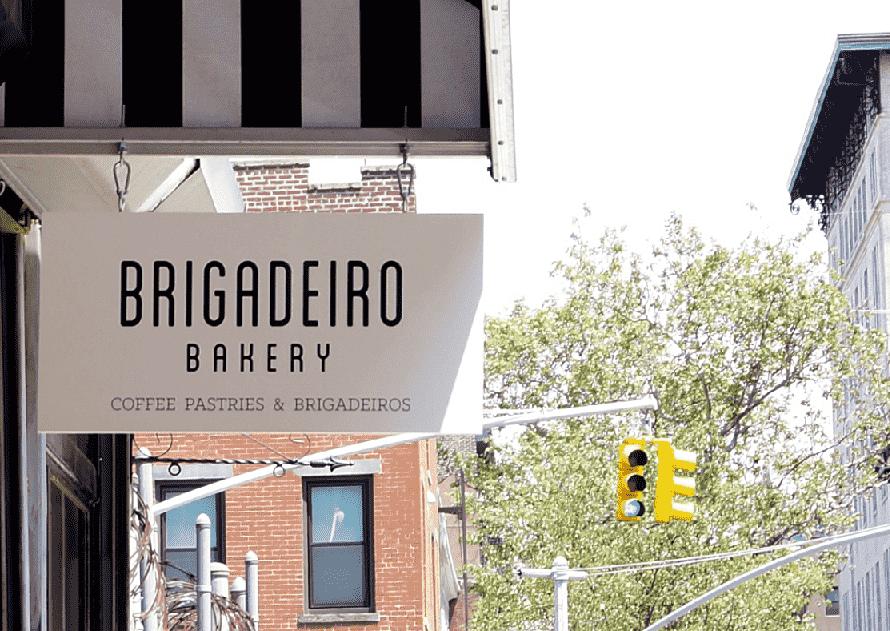 Brigadeiro Bakery em Nova York