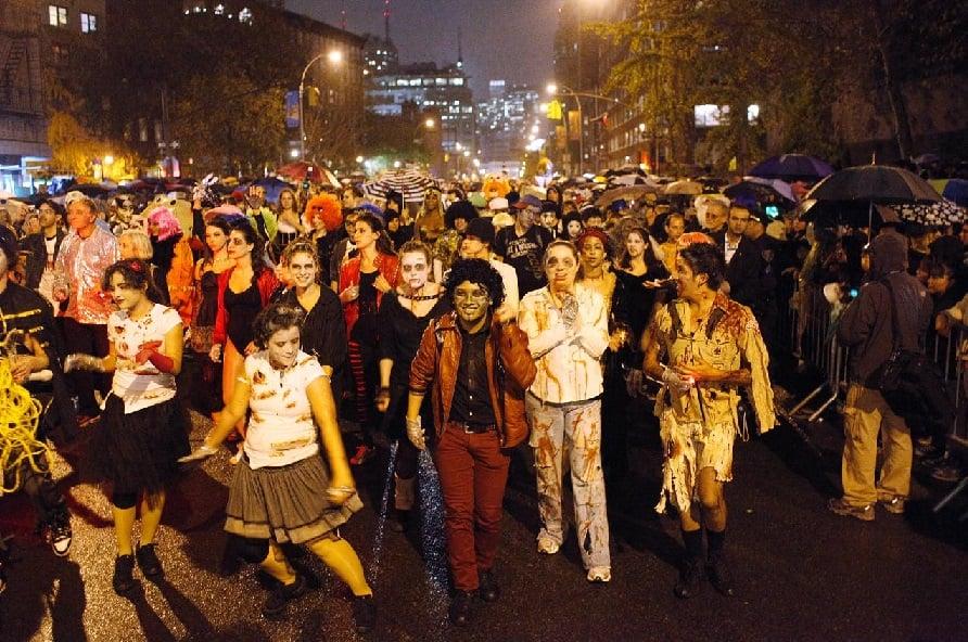 Movimentação de Turistas e Hospedagem no Halloween em Nova York