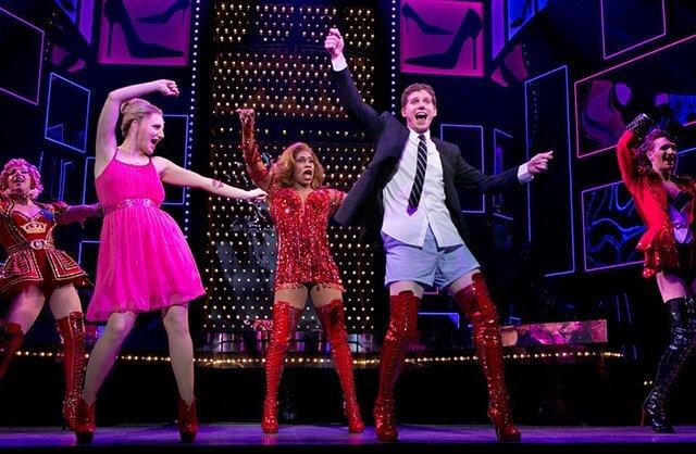 Musical Kinky Boots em Nova York