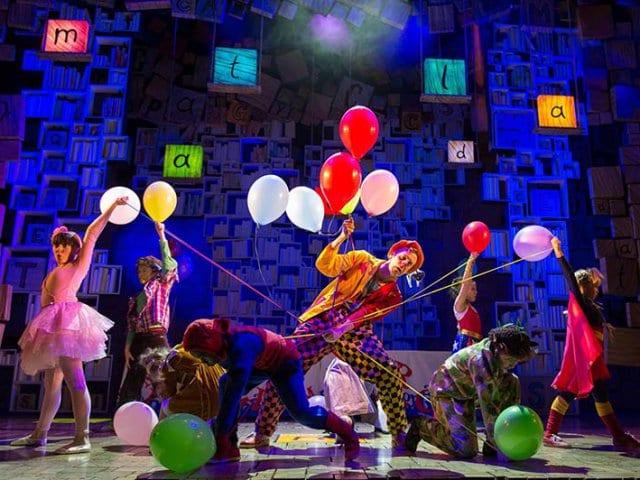 Musical Matilda em Nova York