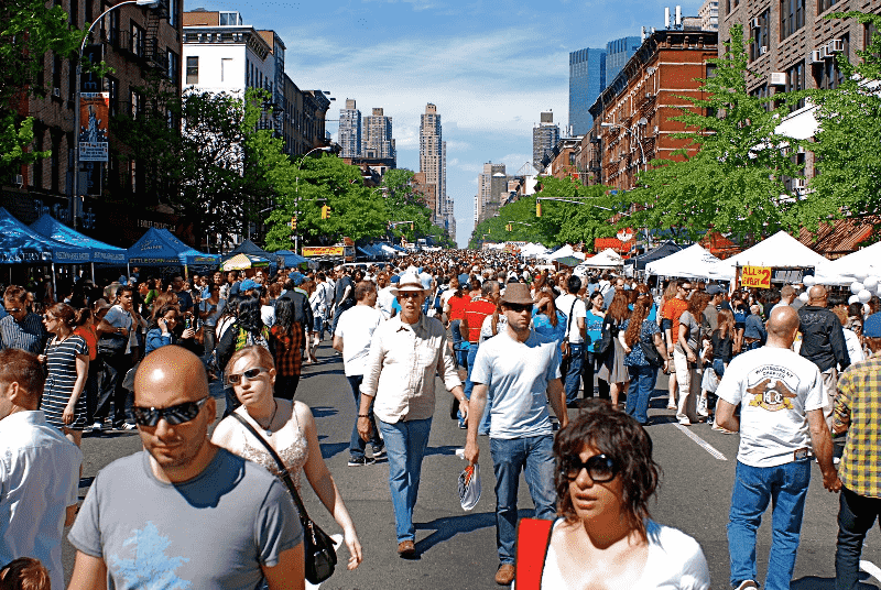 Festival Gastronômico Internacional em Nova York