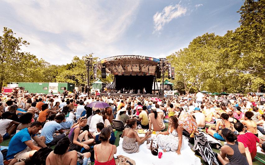 Visitar os principais parques de Nova York