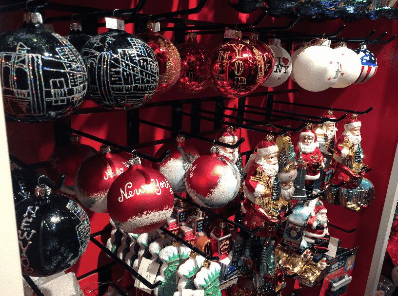 Mercados de Natal em Nova York