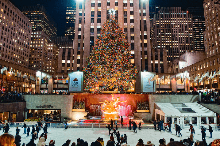 Melhores shows de Natal em 2015 em Nova York