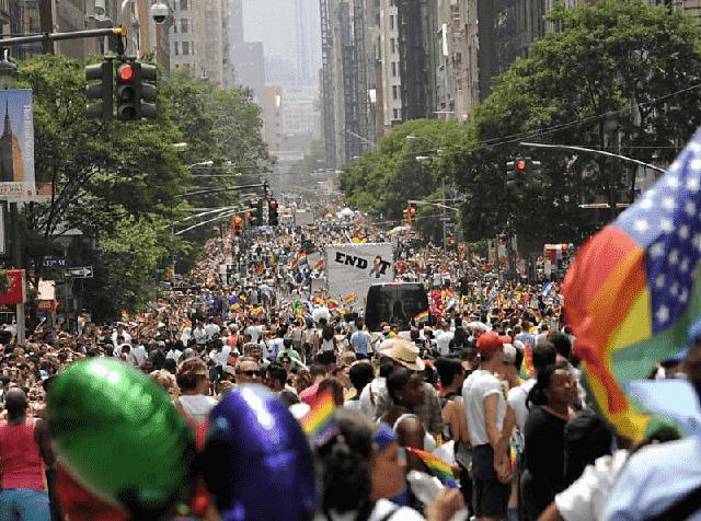 Nova York para o público LGBTI