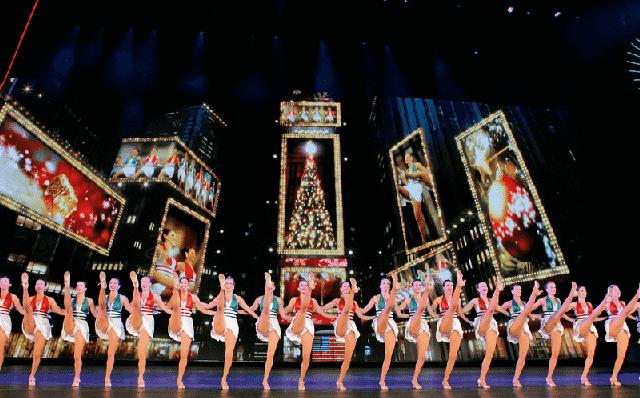Melhores shows de Natal em Nova York