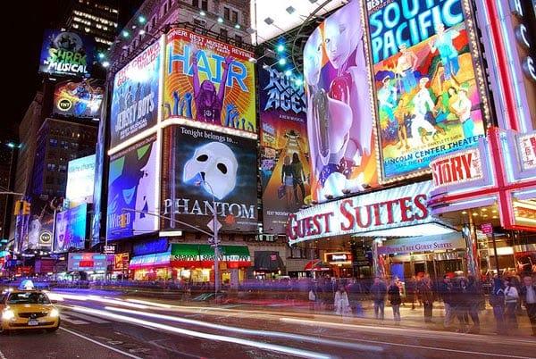 Broadway: O que fazer em Nova York