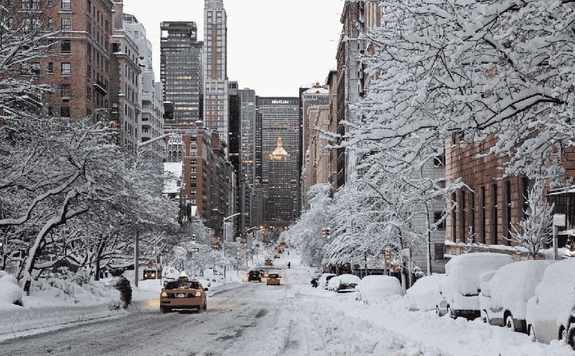 O que fazer em Nova York no inverno