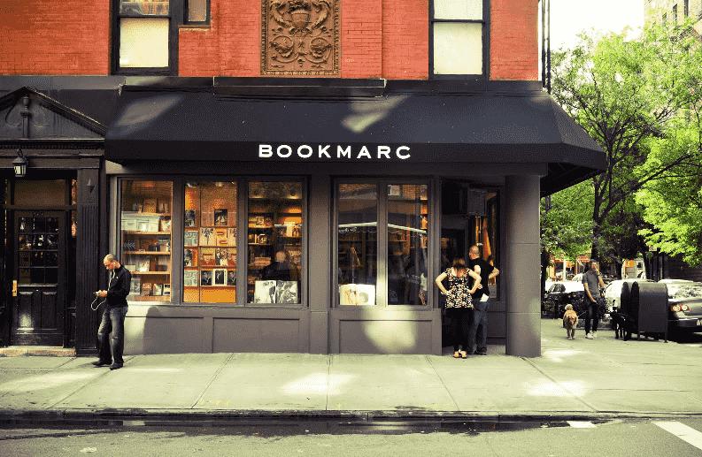 Livraria Book Marc em Nova York