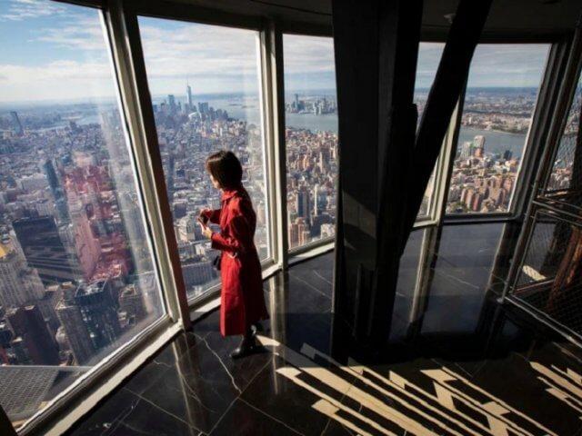Empire State Building ou Top of the Rock em Nova York?