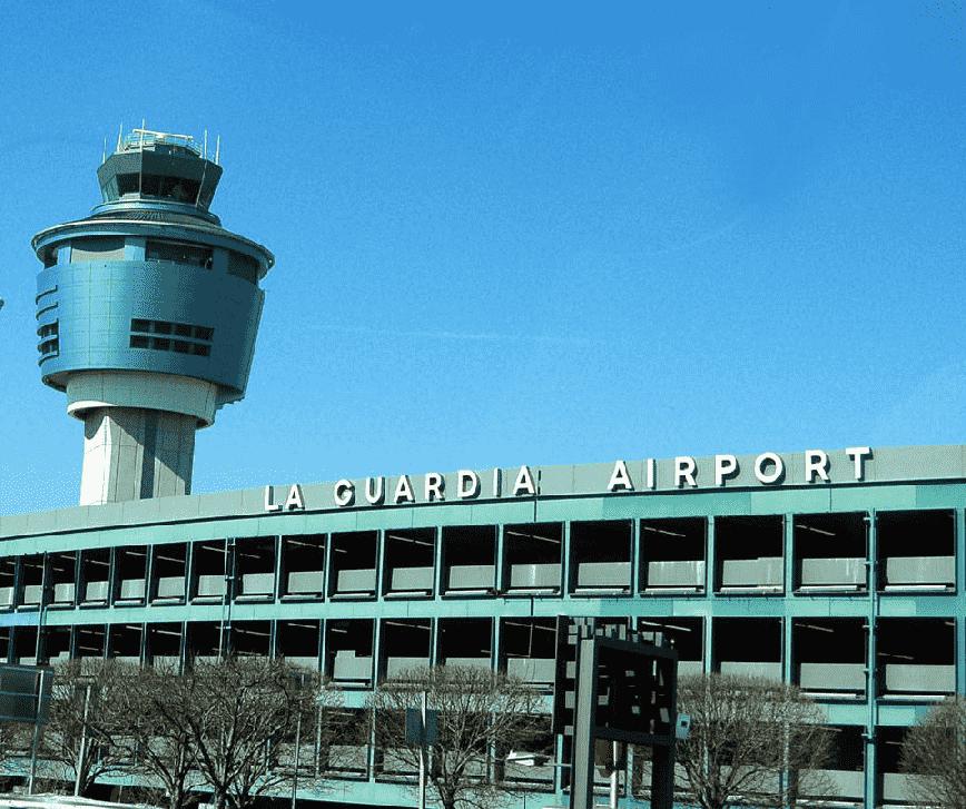 Aeroporto Internacional La Guardia em Nova York