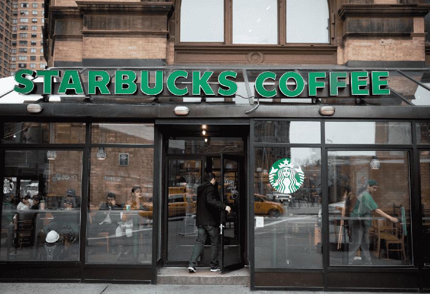 Starbucks em Nova York