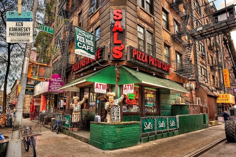Little Italy em Nova York