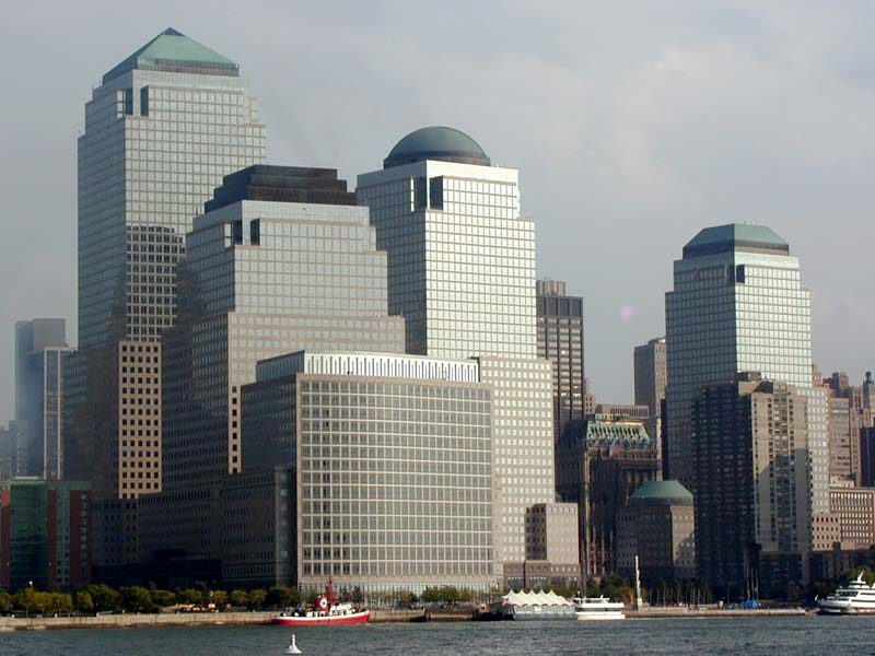 World Financial Center em Nova York