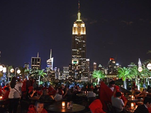 Bar 230 Fifth em Nova York