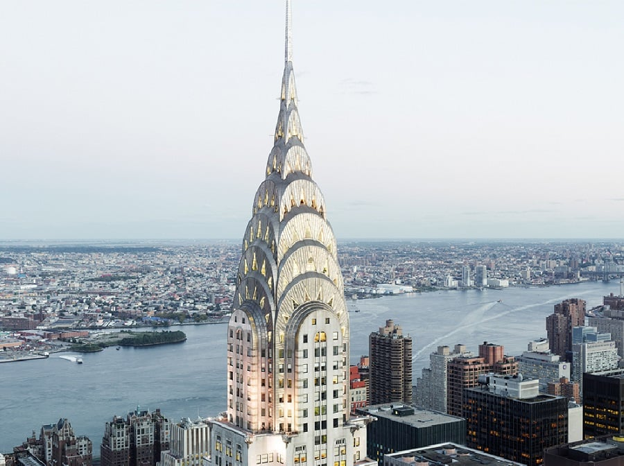 Chrysler Building em Nova York