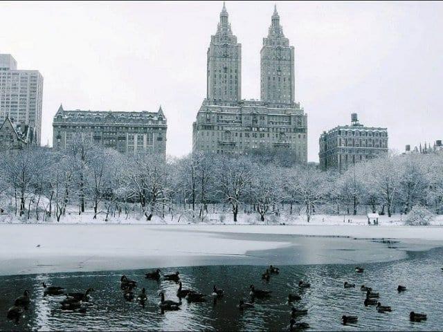 O que usar no inverno em Nova York