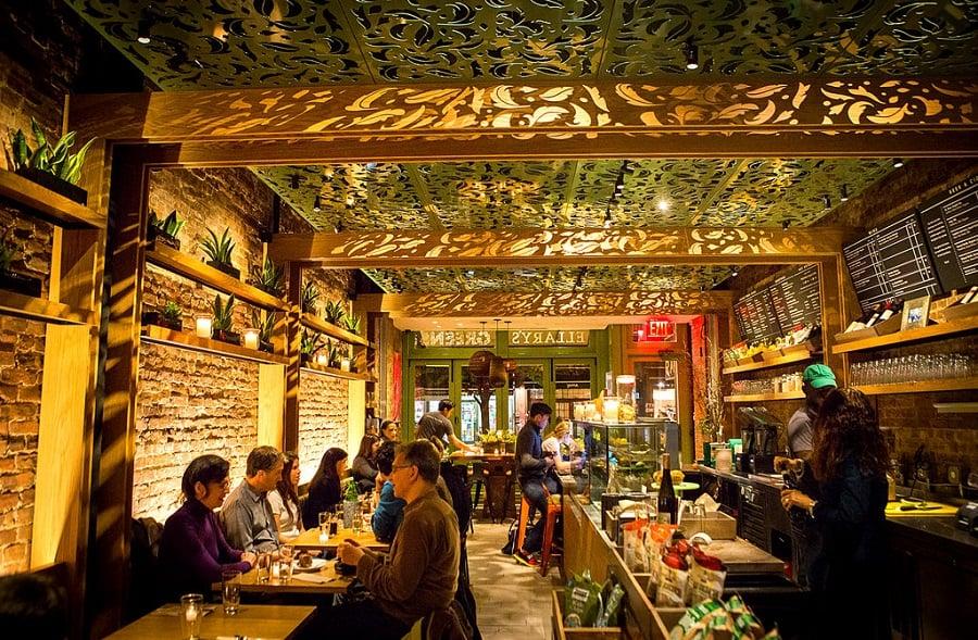 Ellary's Greens em Nova York
