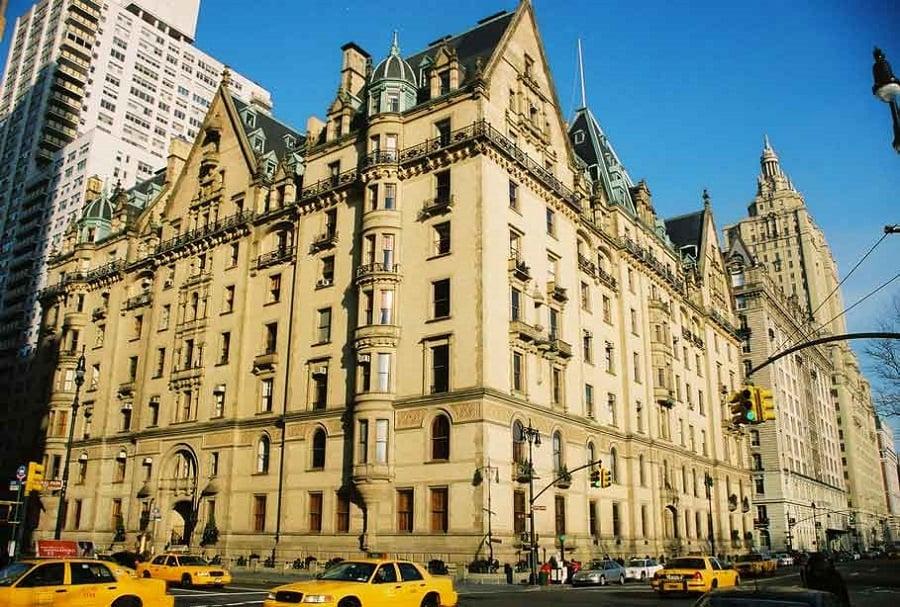 Edifício Dakota em Nova York