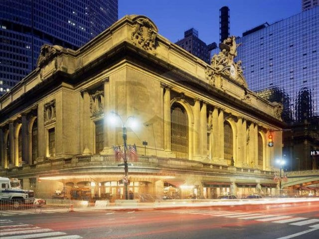 Grand Central Station em Nova York