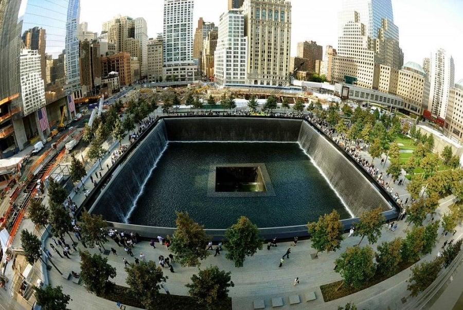 National September 11 Memorial and Museum em Nova York