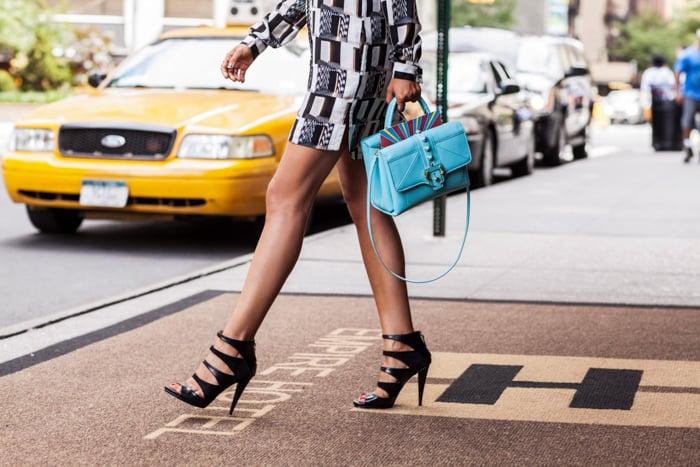 Onde comprar sapatos femininos em Nova York