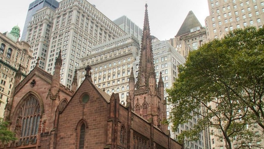Trinity Church em Nova York