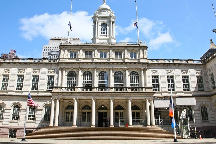 City Hall em Nova York