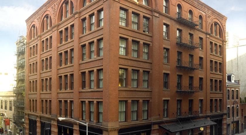 Mercer Hotel em Nova York