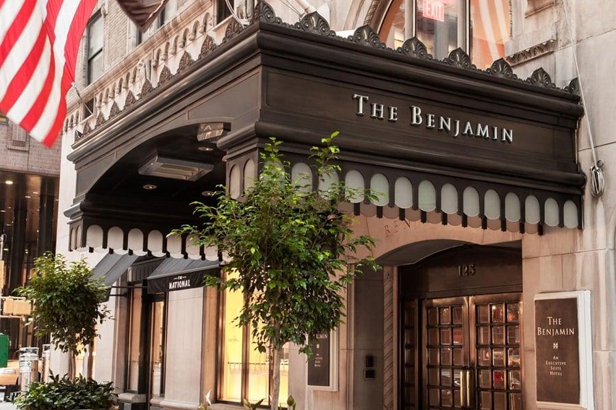 5 Hotéis para executivos em Nova York
