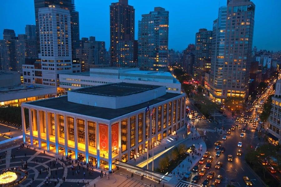 Lincoln Center for the Performing Arts em Nova York