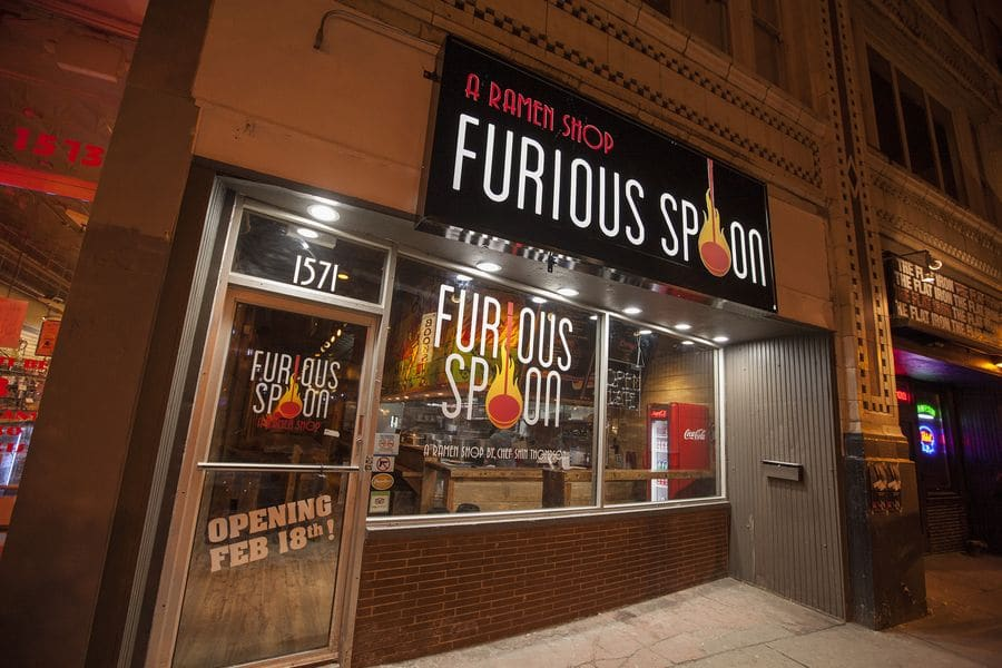 Bar Furious Spoon em Chicago