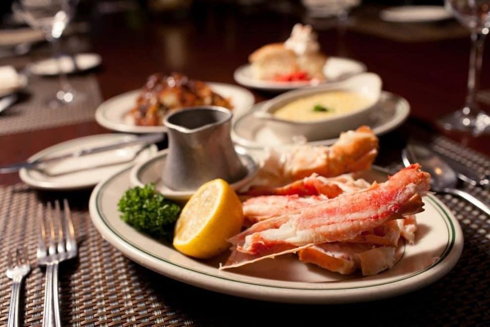 Restaurante Joe's Seafood, Prime Steak & Stone Crab em Chicago