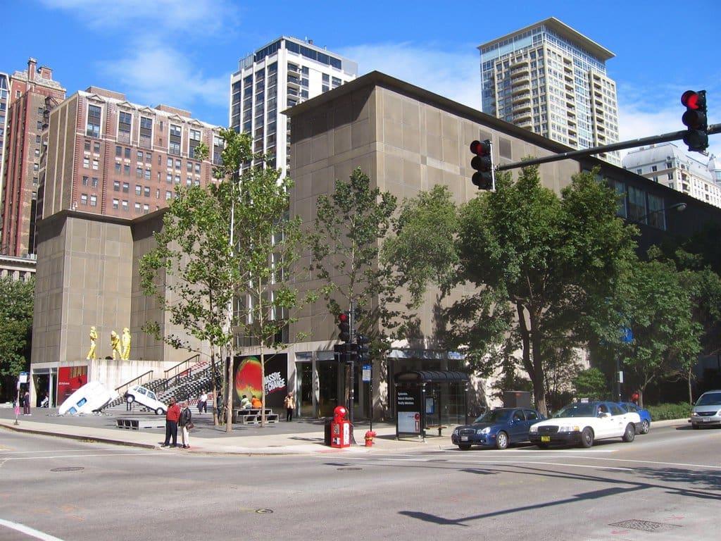 Museum of Contemporary Art em Chicago