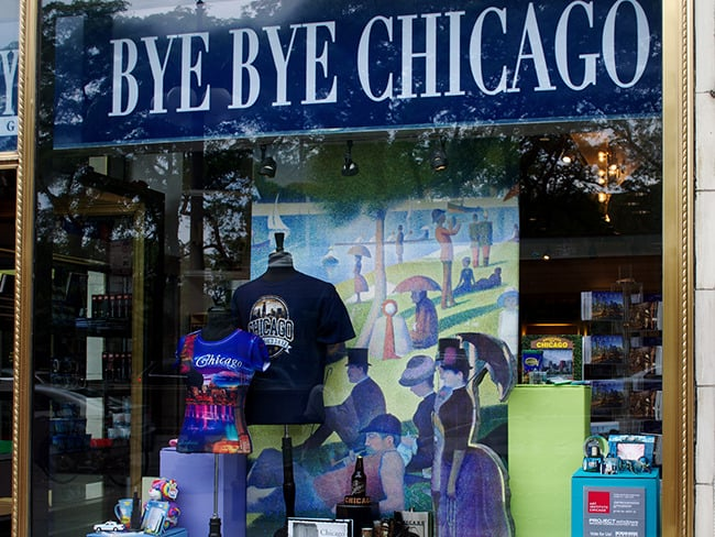 Loja Bye Bye Chicago