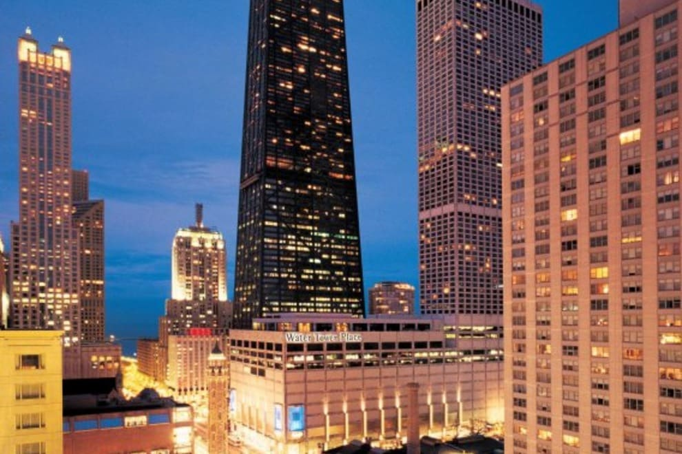 Shopping Water Tower Place em Chicago