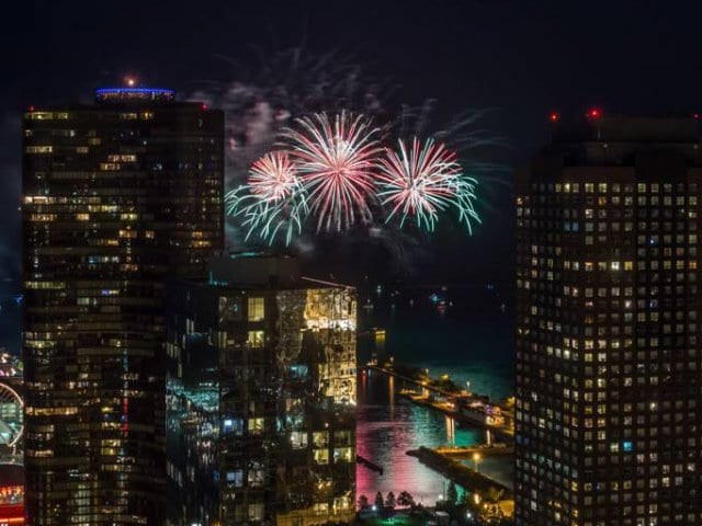360º Chicago – John Hancock Center