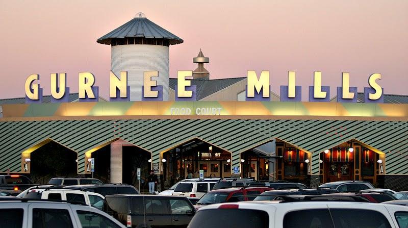 Outlet Gurnee Mills em Chicago