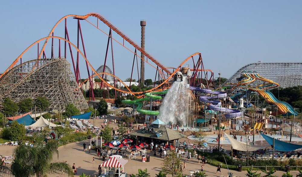 Parque Six Flags Great America